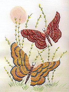 atelierdejojo.com | sudha | Waste art, Pencil crafts, Seed art