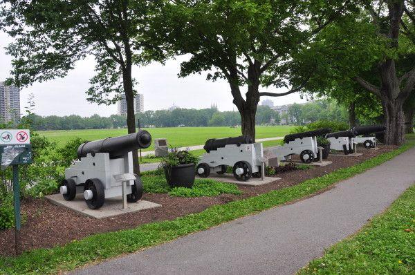 The Plains Of Abrahams National Battlefield Park Bus Tour 45 Min