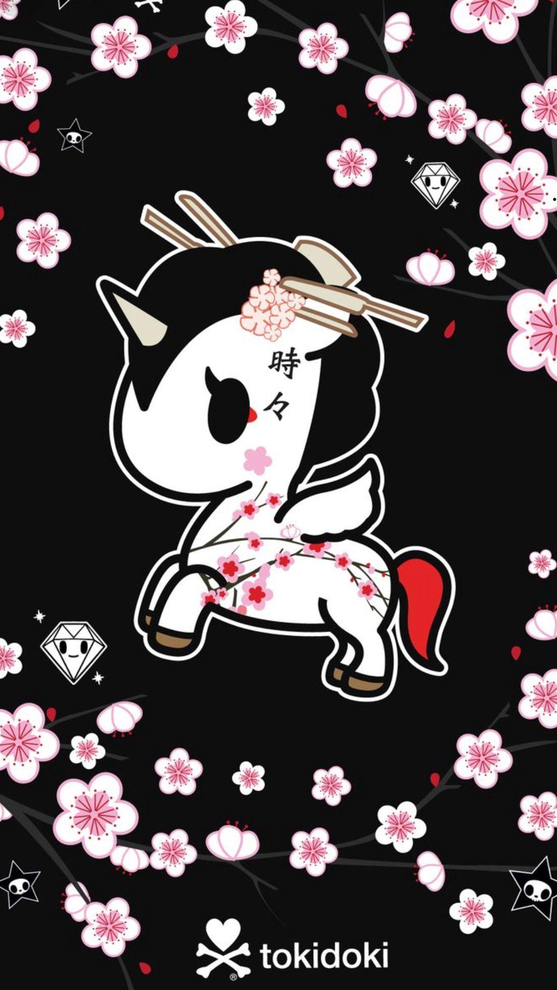 Tokidoki Unicorn Wallpaper Kawaii Unicorn Kawaii Wallpaper