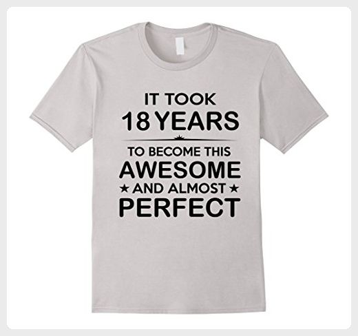 Mens Eighteen 18 Year Old 18th Birthday Gift Ideas For Her Him