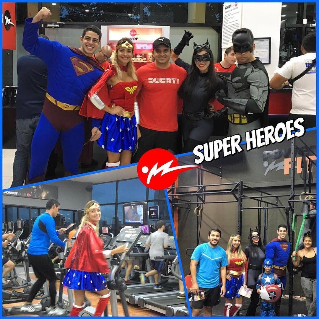 Los súper héroes se toman @powerclubpanama Carrera #ComicHeroesRace5K sábado 16 de julio !! Ya te inscribiste? B/.10.00 adultos  B/.5.00 niños