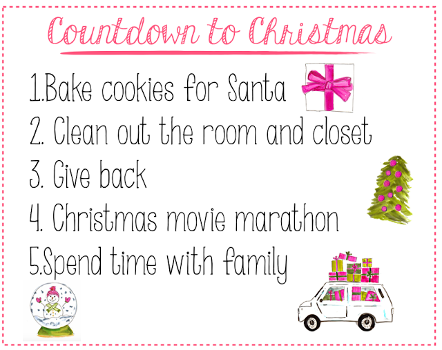 Countdown to Christmas (With images) Christmas countdown