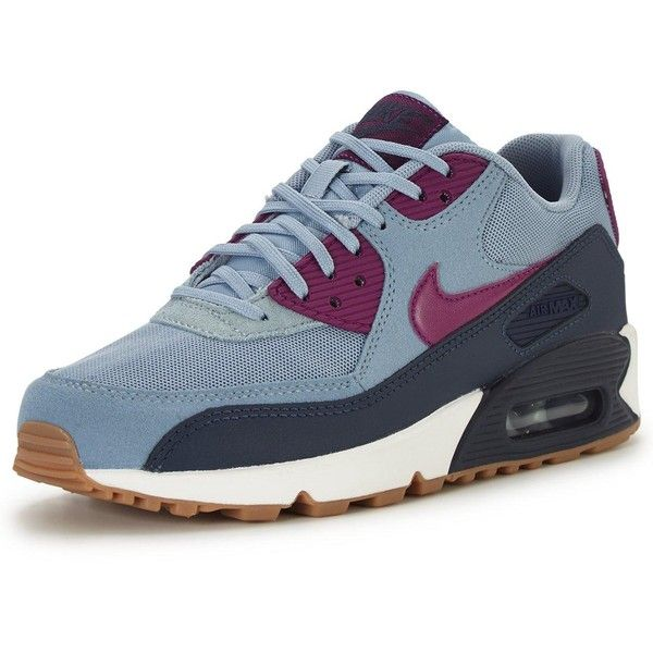 best sneakers cf89c ceabc Nike Air Max 90 Essential ( 84) ❤ liked on Polyvore featuring nike