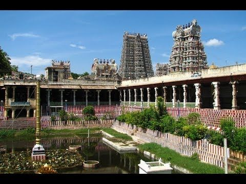 pond or kalyani in temple.