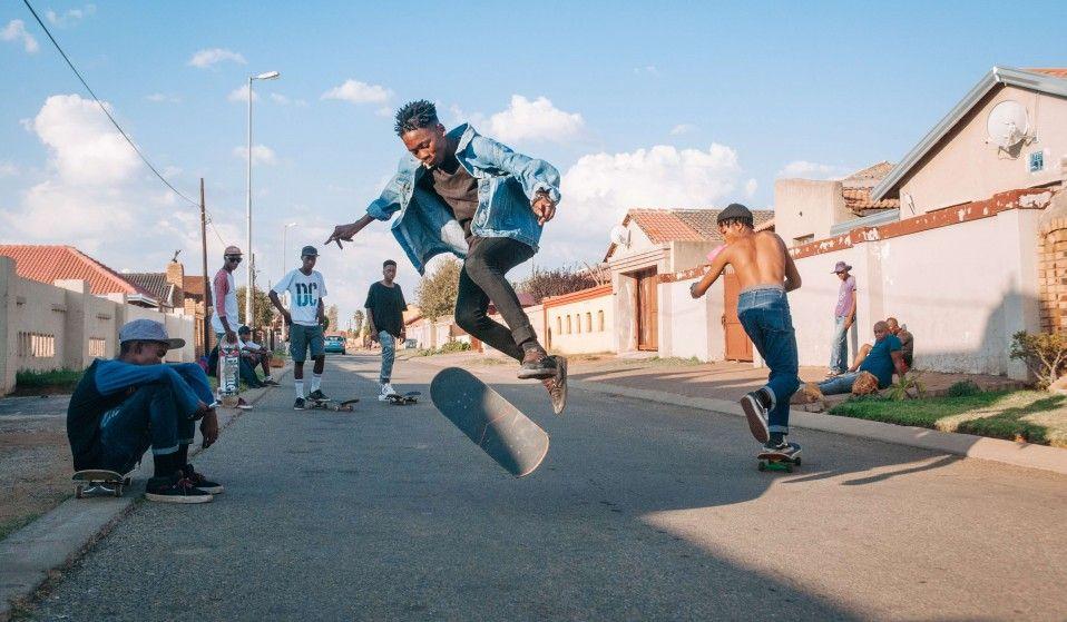 "Karabo Mooki, ""Meet the South African skate punks sparking a cultural revolution"", South Africa."
