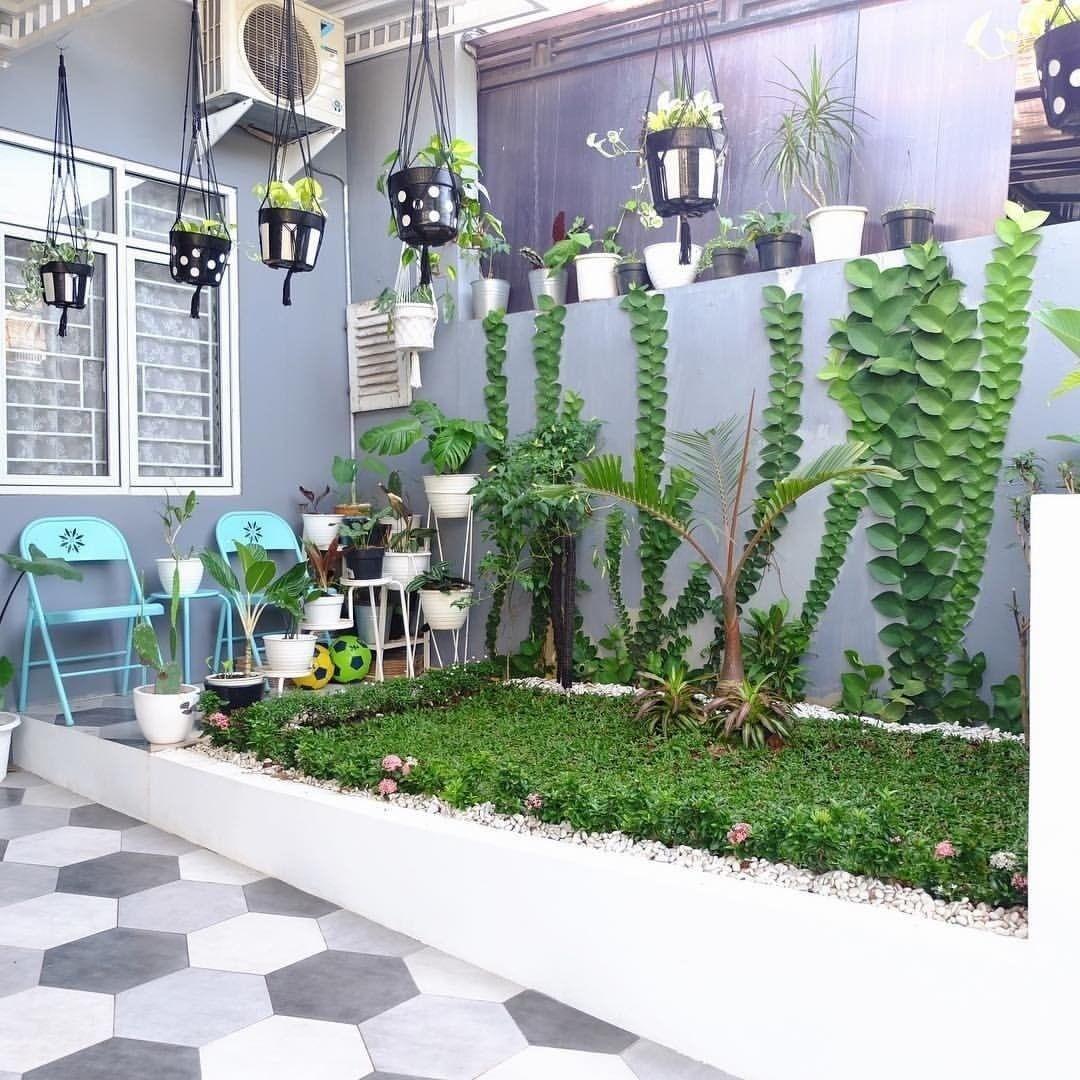 Gambar Taman Depan Rumah Minimalis Rumah Kebun Ide Halaman Belakang Rumah Indah