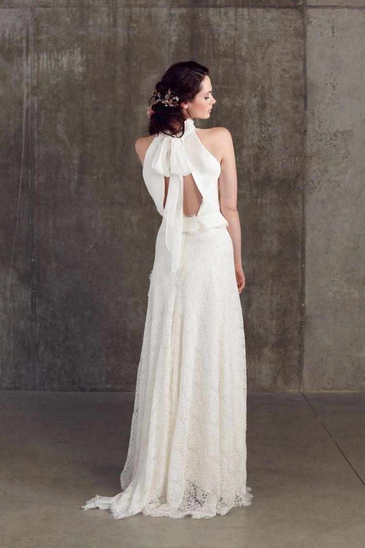 Bridal Separates By Sally Lacock An Exquisite Collection Of 2 Piece Wedding Dresses