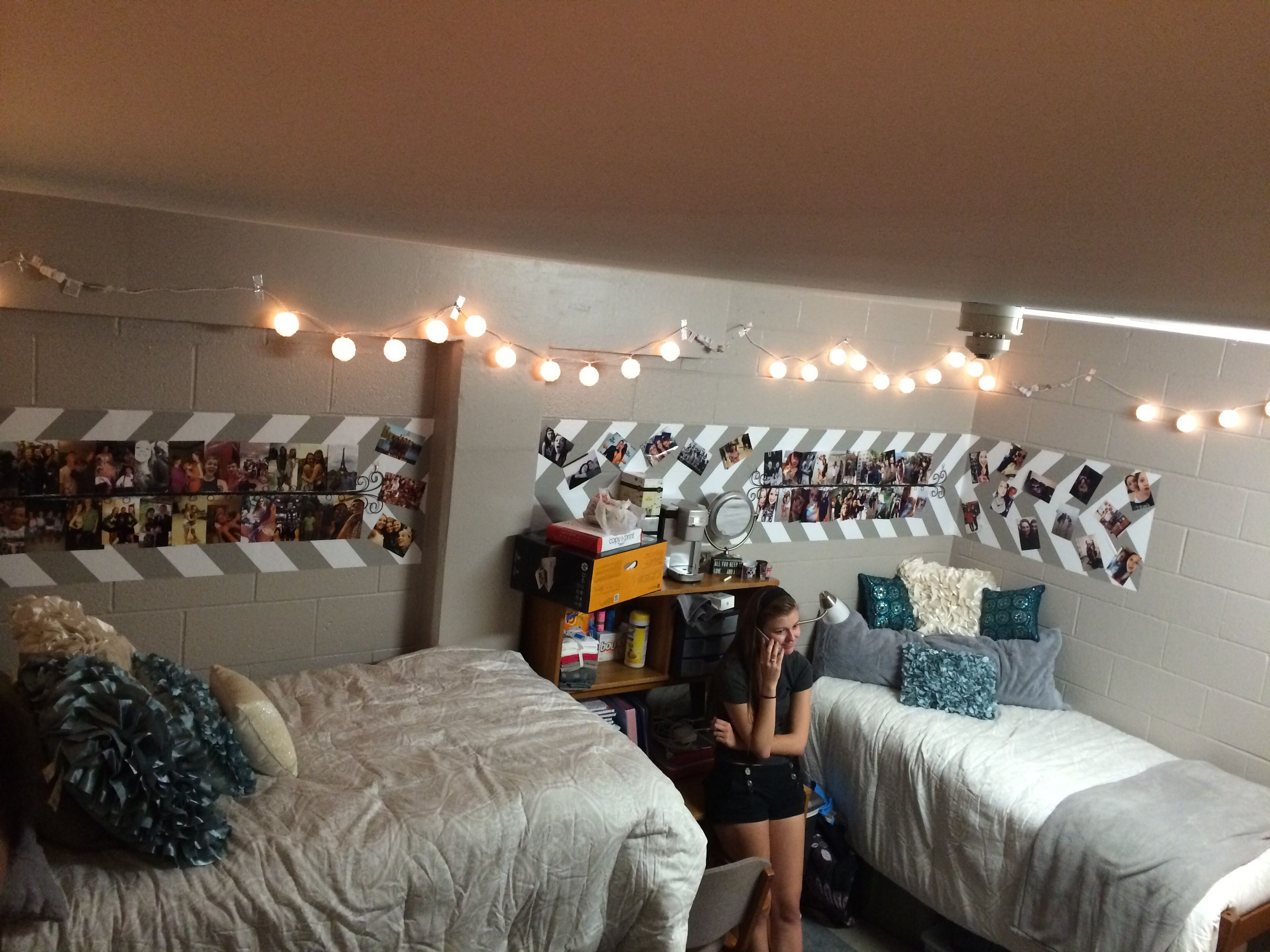 Dorm Room Ball State University With Images Dorm Sweet Dorm