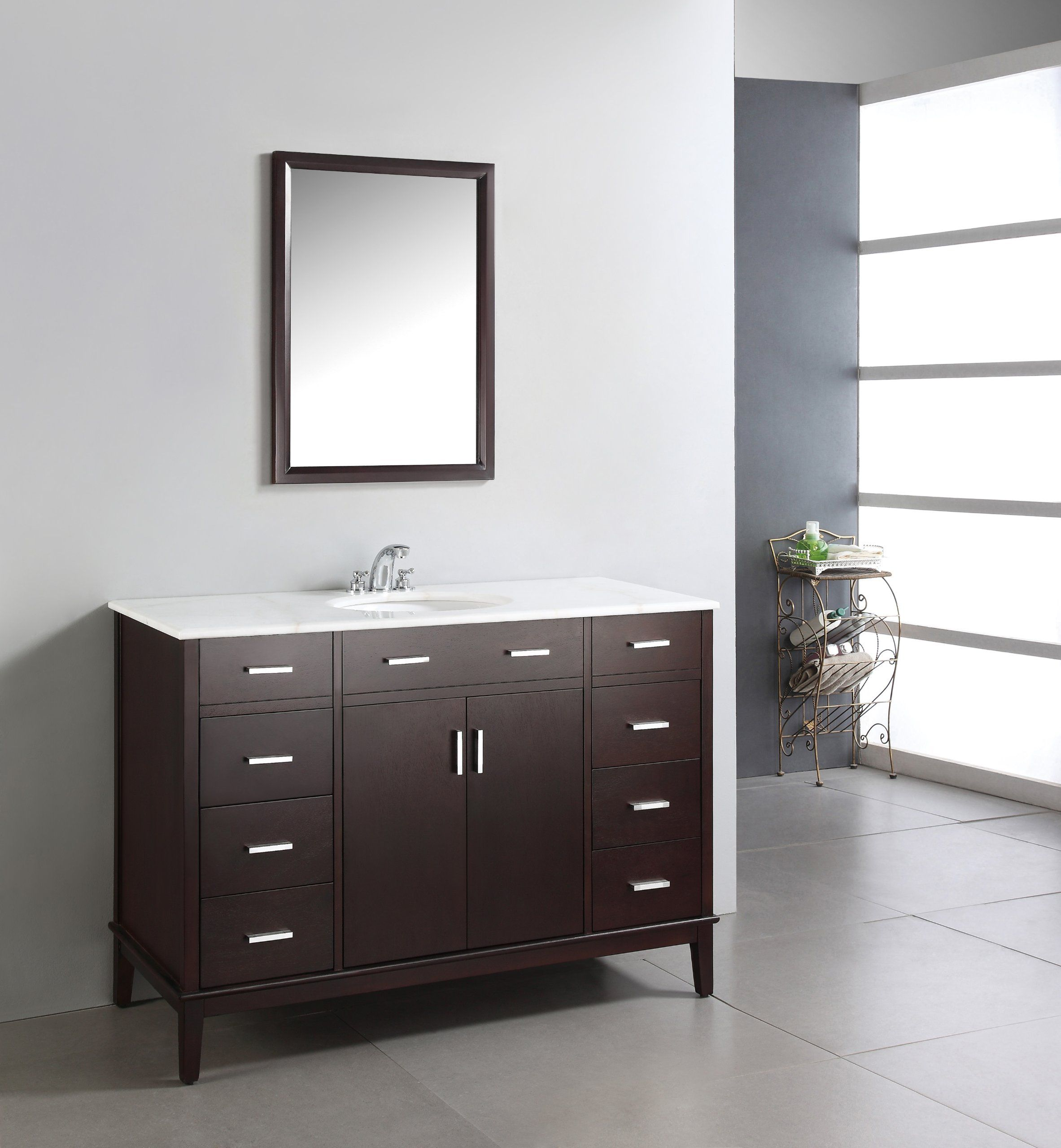 Amazoncom Simpli Home Nl Clt090201 48 2A Urban Loft Collection