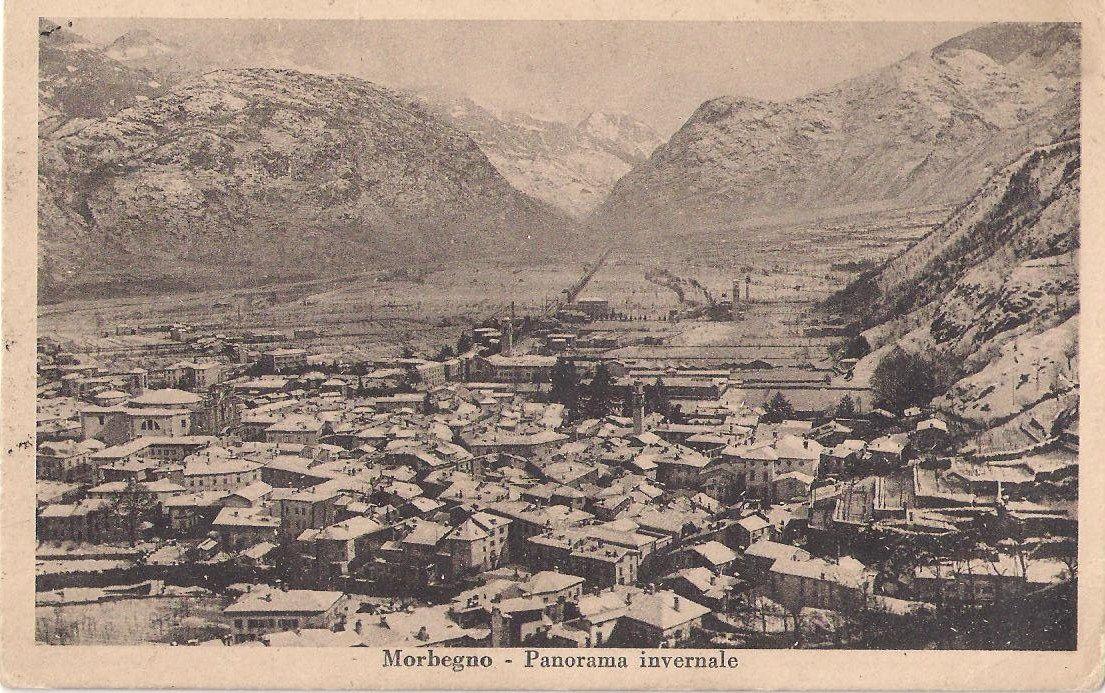 Vecchie Cartoline Della Valtellina Con Immagini Luoghi Da