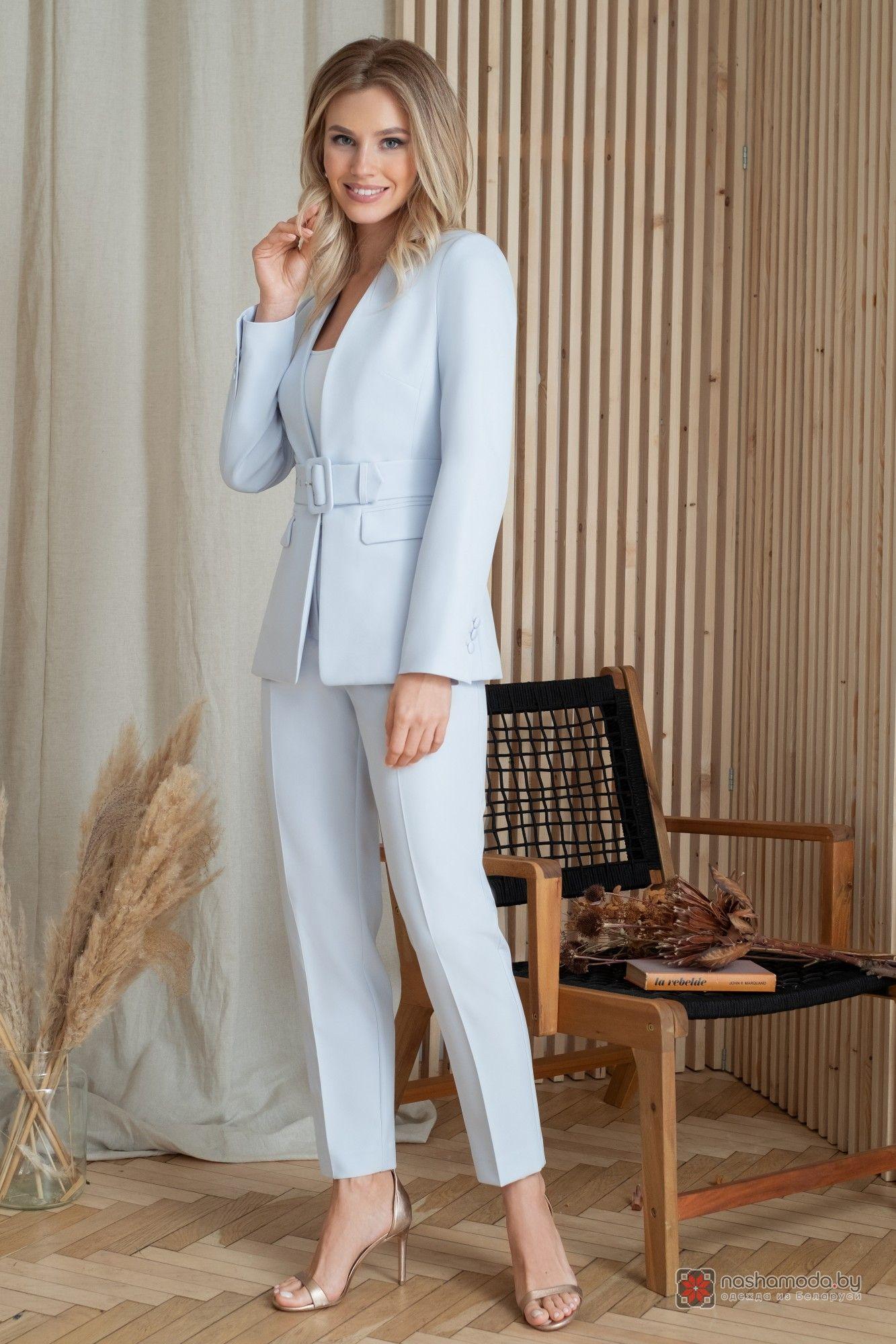 Модели костюма для работы для женщин violeta viola