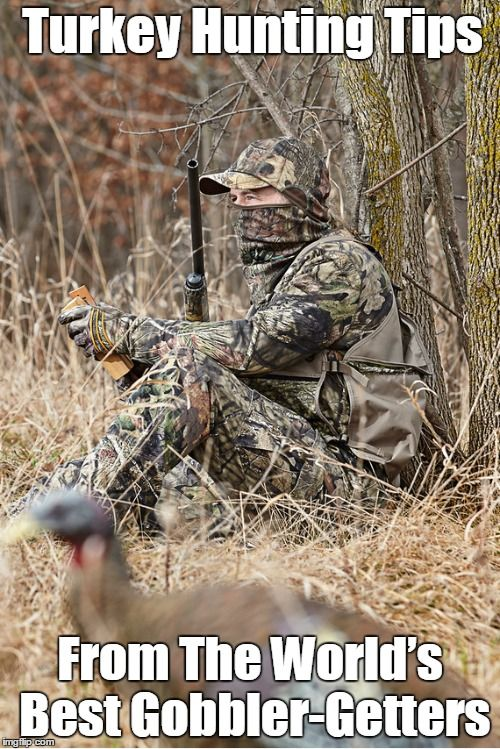 Turkey-Hunting Tips From The World's Best Gobbler-Getters ...