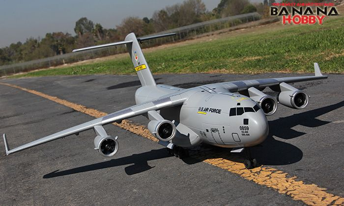 C 17 Rc Edf Jet Rtf Radio Controlled C 17 Rc Fighter