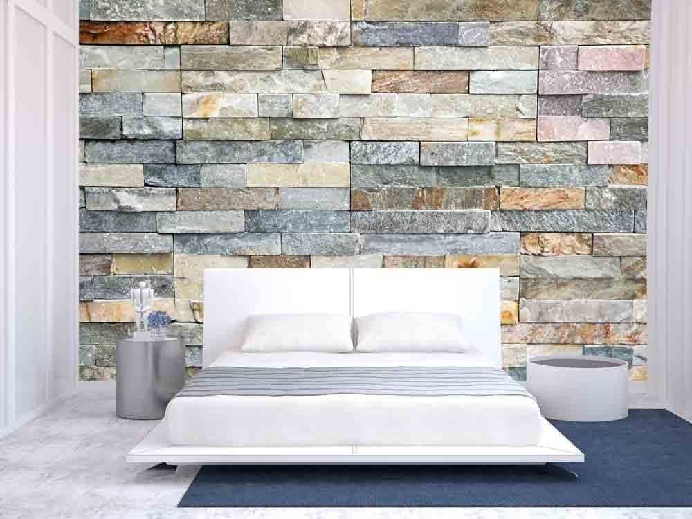 Stone Decorative Tiles Delectable Wall26  Decorative Tiles Made From Natural Granite Stone Inspiration Design