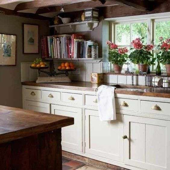 Cucine in stile cottage | Kitchens, Shabby and Vintage country