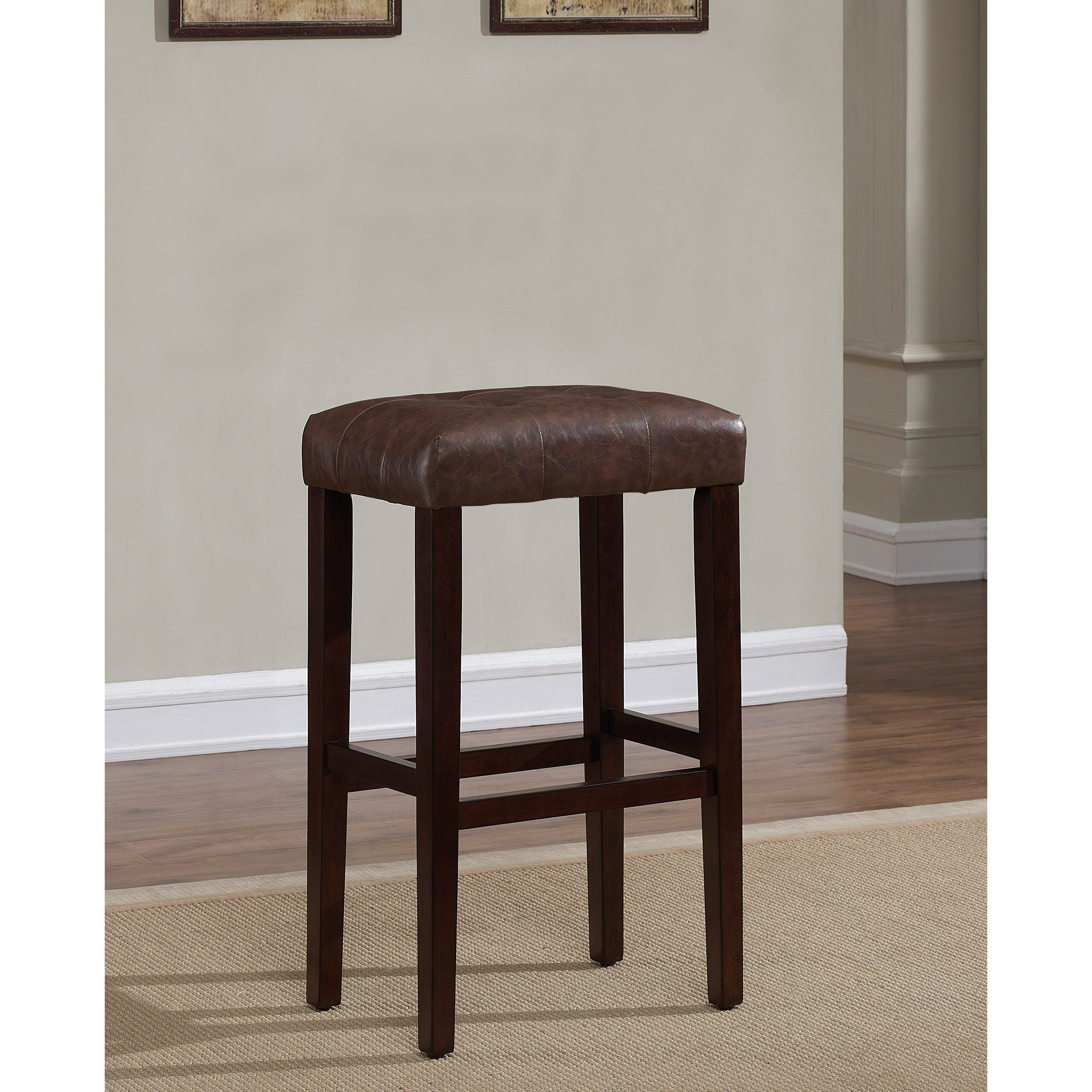 Terrific American Woodcrafters Taylor 26 In Backless Counter Stool Theyellowbook Wood Chair Design Ideas Theyellowbookinfo