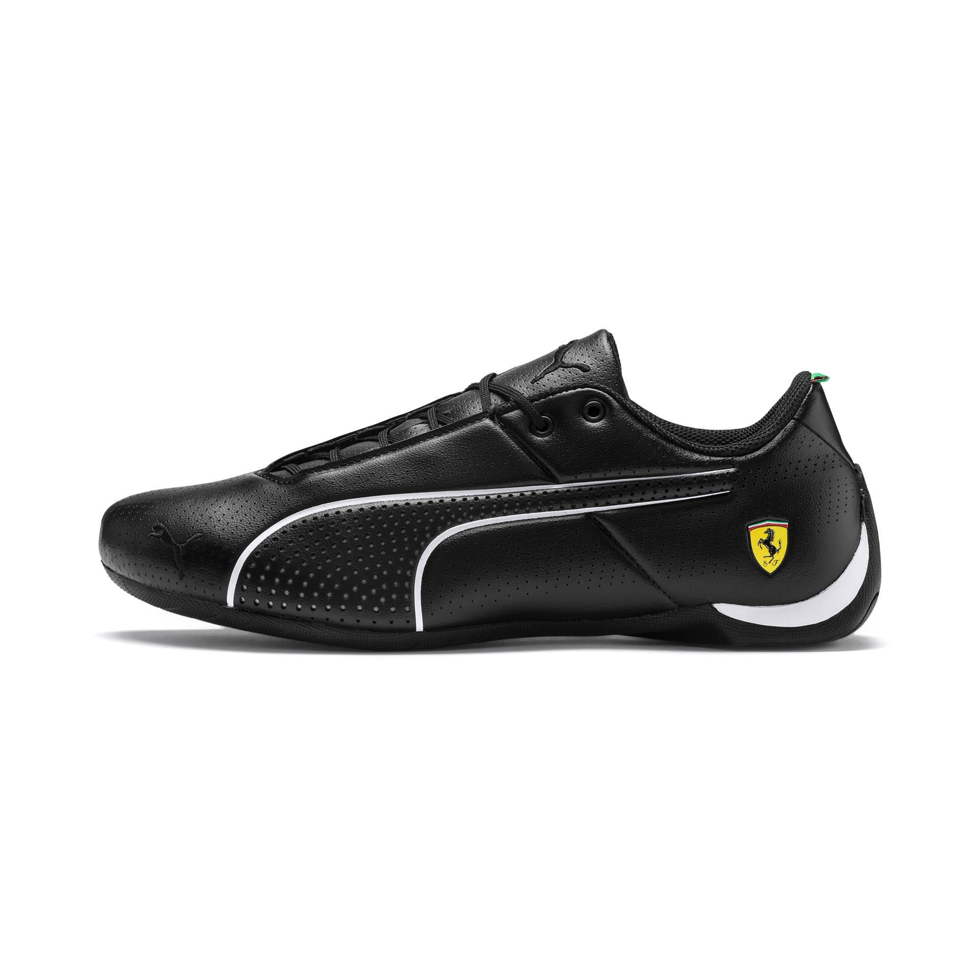 PUMA Ferrari Future Cat Ultra Trainers in Black/White size 10.5 #newferrari