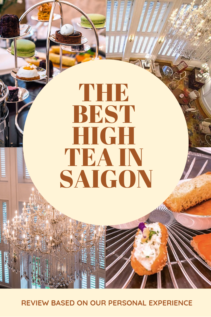 5 Reasons Why Park Hyatt Afternoon Tea Is The Best High Tea In Saigon Beautiful Park Lounge With Crystal Chandeliers Pro Afternoon Tea High Tea Park Hyatt