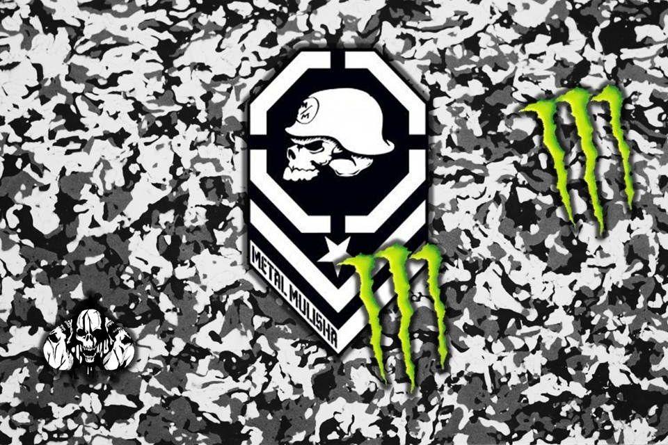 Metal Mulisha Monster Energy Wallpaper