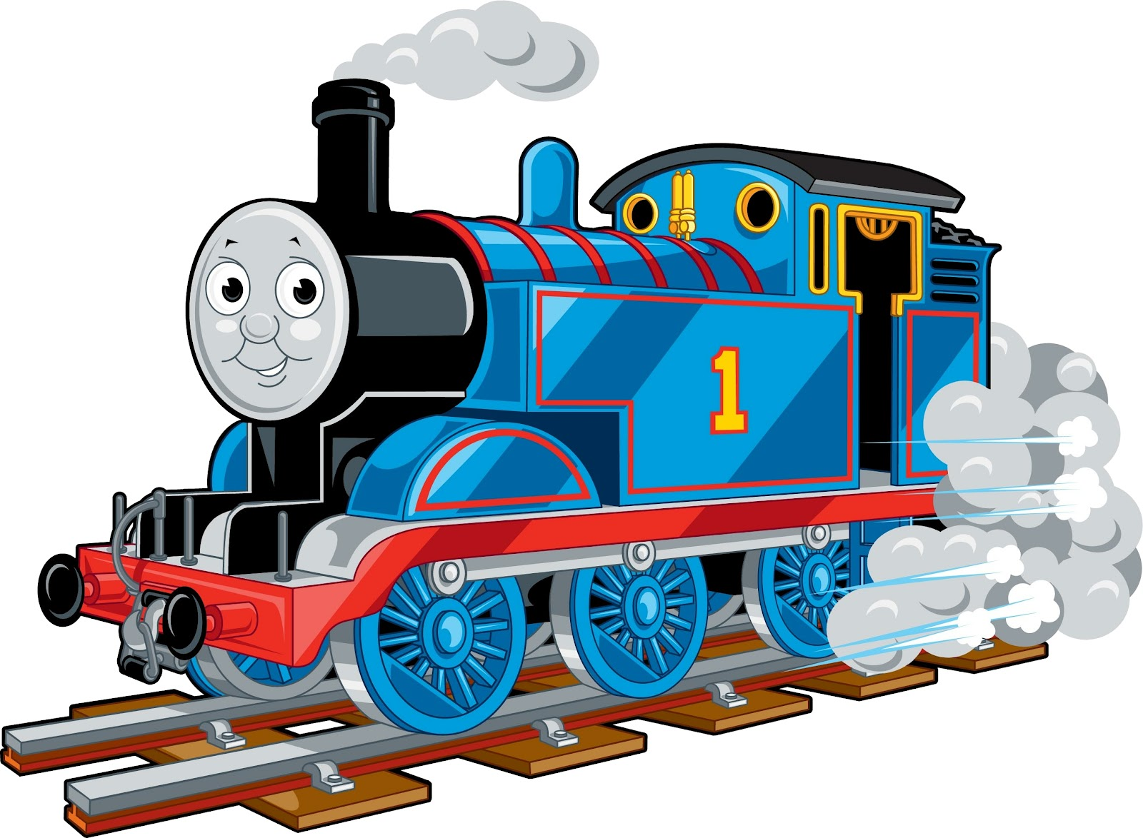 thomas kit completo com molduras para convites r tulos para rh pinterest co uk thomas the train clip art images thomas the train clipart black and white