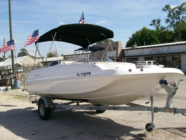Used 2014 Hurricane 211 Fun Deck, Longwood, Fl - 32750 - BoatTrader.com