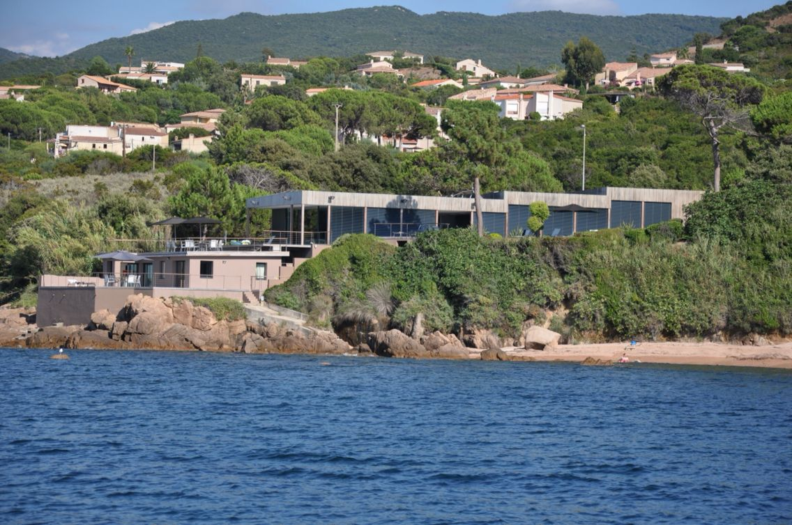 Very nice house beside the Golfe of Ajaccio in Corsica