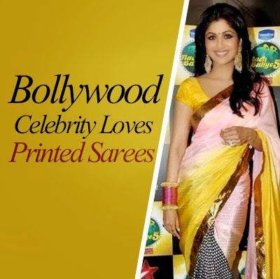 Printed Sarees Loves By Bollywood Star – Celebrity Favorite Sarees - Fashion Guru - All in one Wallpaperss