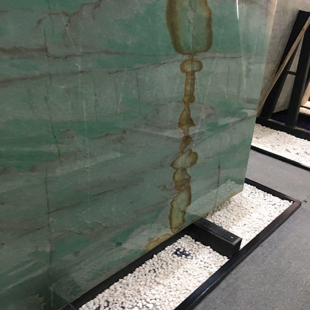 Best Quality Decorative Green Onyx Stone Slab China Supplier