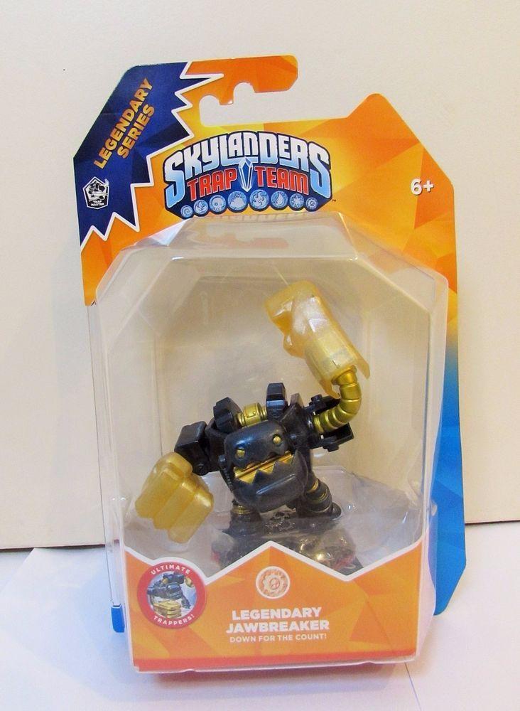 Jawbreaker Skylanders Trap Team Universal Trap Master Figure