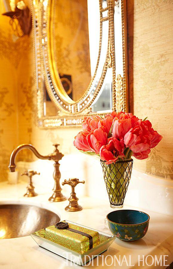 Romanttinen huoneita ja Sisustusideoita | Perinteiset Home