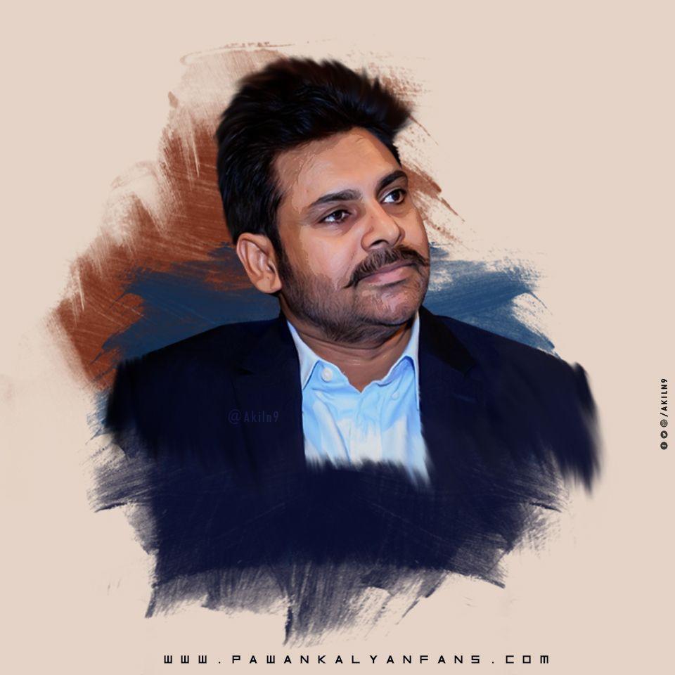 pawan kalyan edits powerstar #pawankalyan dp via #akiln9
