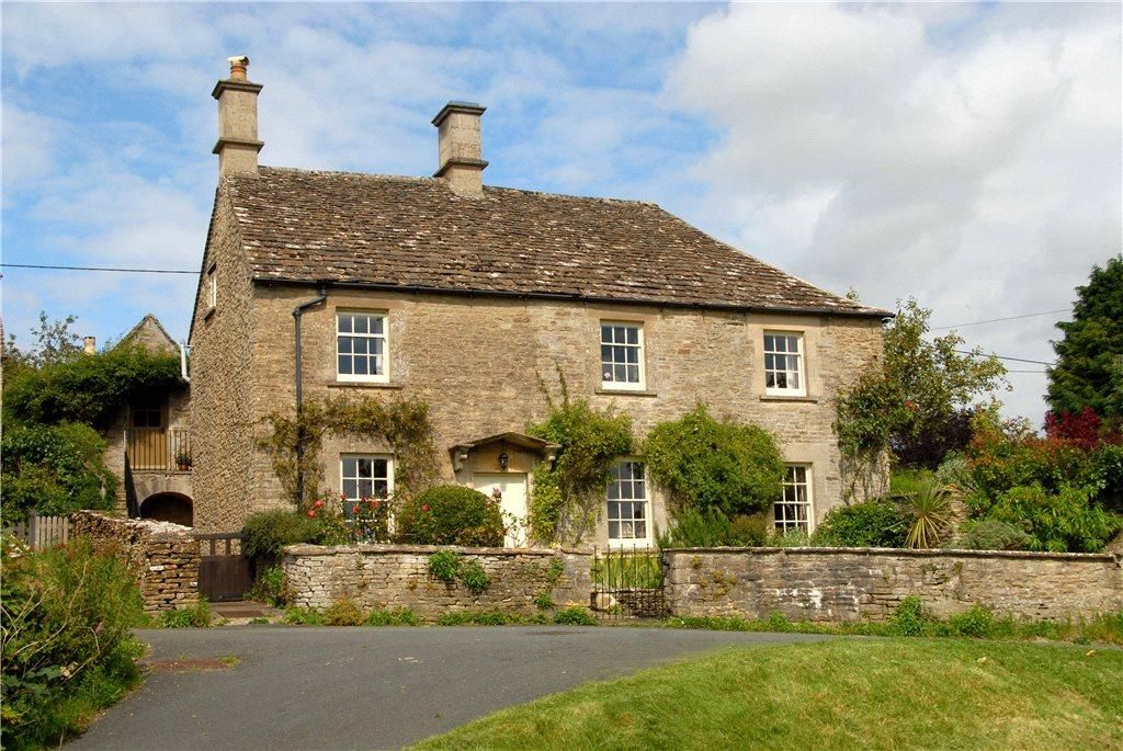 Eastleach, Cirencester, Gloucestershire 5 bed detached