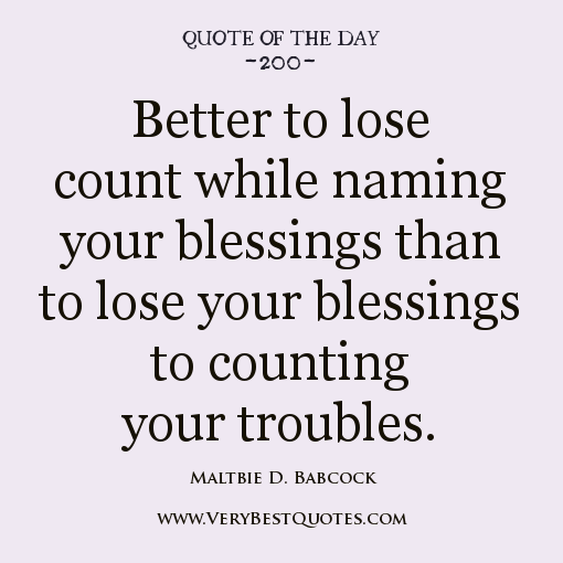 Count Your Blessings Quotes Quotesgram - Wallpaperzen.org