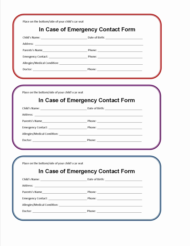 011 Template Ideas Medical Wallet Card Free Businessemplates In Medical Alert Wallet Card Templa Emergency Contact Form Emergency Contact Contact Card Template