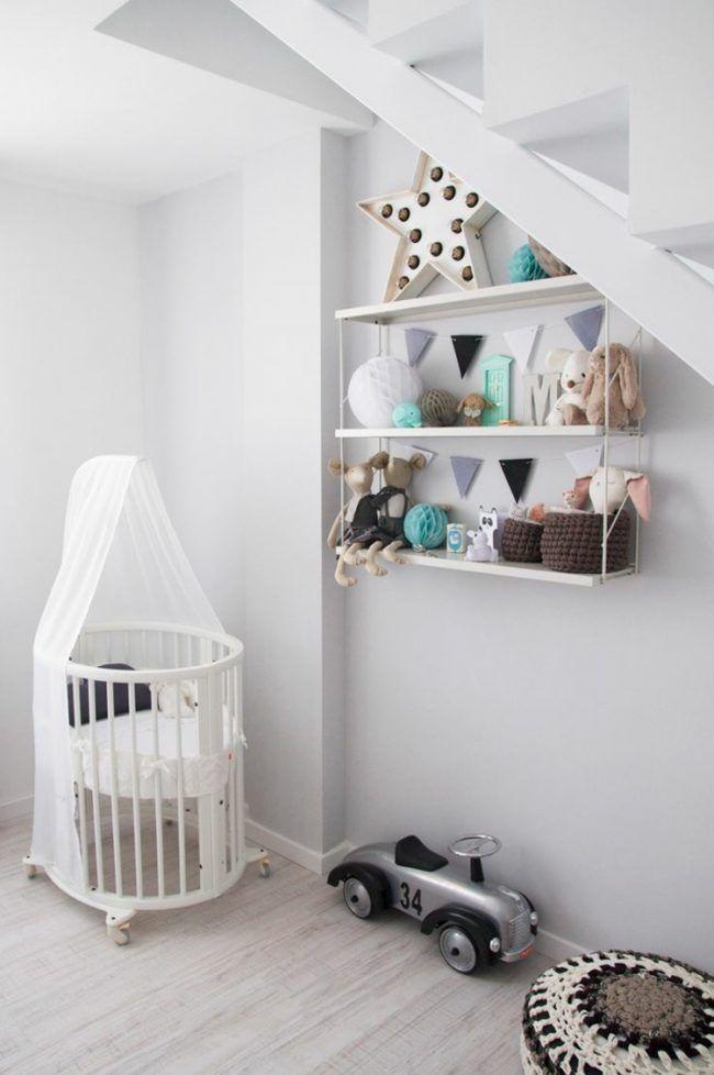 Babyzimmer Einrichten Praktische Ideen Fur Kleine Wohnung