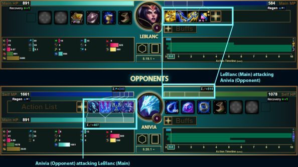 nice League of Legends theorycrafting site built by single player is most useful community tool in years