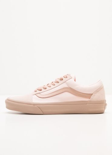 9146fb390d40ba Old Skool 2-Tone Sneaker - Pearl + Rose  Follow us   Peppermayo for more  cuteness and daily fashion inspo.