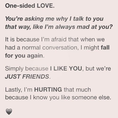 One Sided Love Quote Best Quotes
