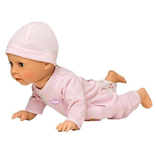 Baby Annabell Learns To Walk - moneypug | Baby sounds ...