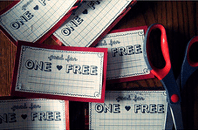 printable personalized coupons