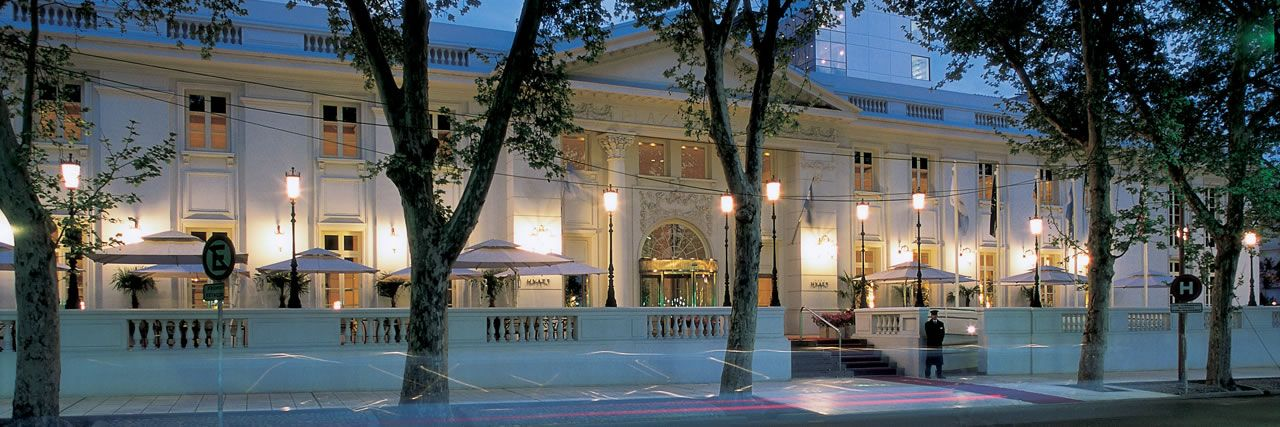 Park Hyatt Mendoza Hotel Spa Argentina Chile 1124