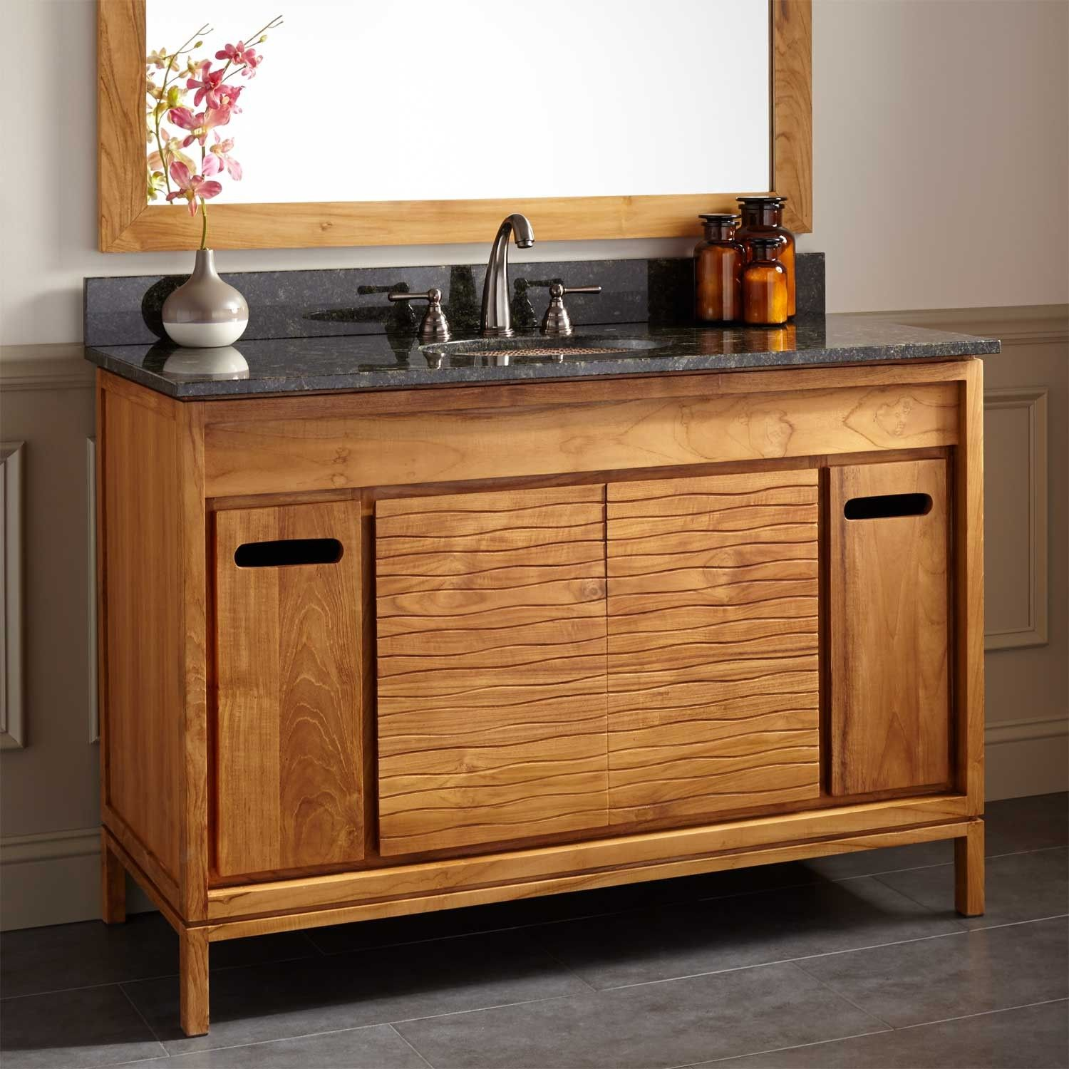 "48"" Becker Vanity for Undermount Sink"