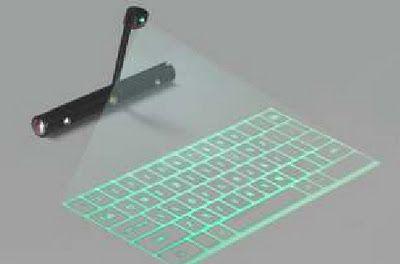 Projection Keyboard Futuristic Technology Future Technology Gadgets New Technology Gadgets