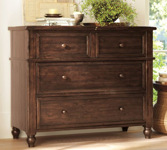 Using These As Our Night Stands. Cortona Dresser | Pottery Barn. Bedroom  Furniture ...
