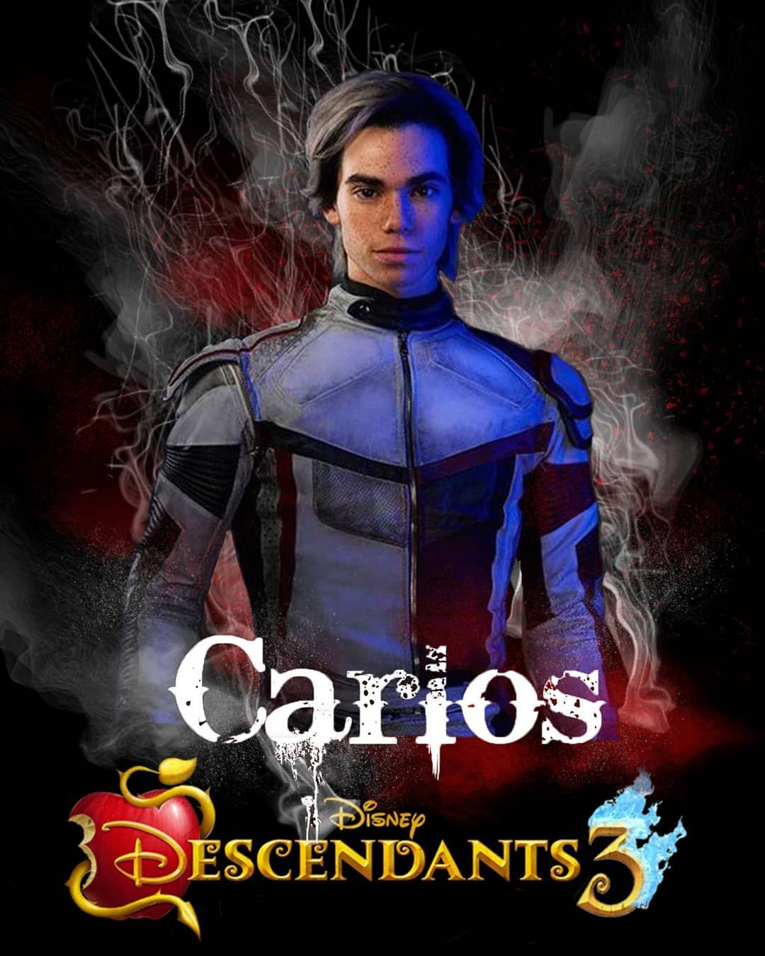 Carlos New Edit Repost Please Credits Descendants Descendantsunderthesea Desc Cameron Boyce Descendants Carlos Descendants Disney Descendants