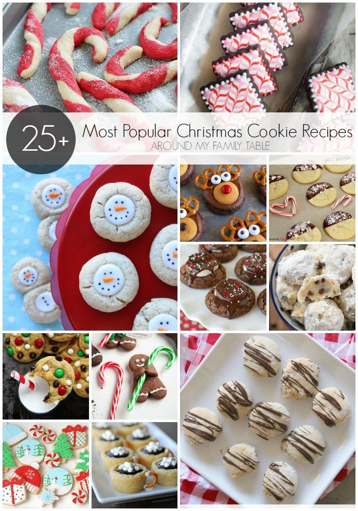 Most Popular Christmas Cookie Recipes Rh Contributors Cookie