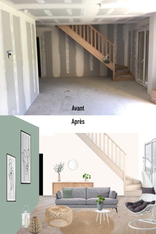 Photo Deco Avant Apres maisons pierre : mes planches déco pour meubler la maison