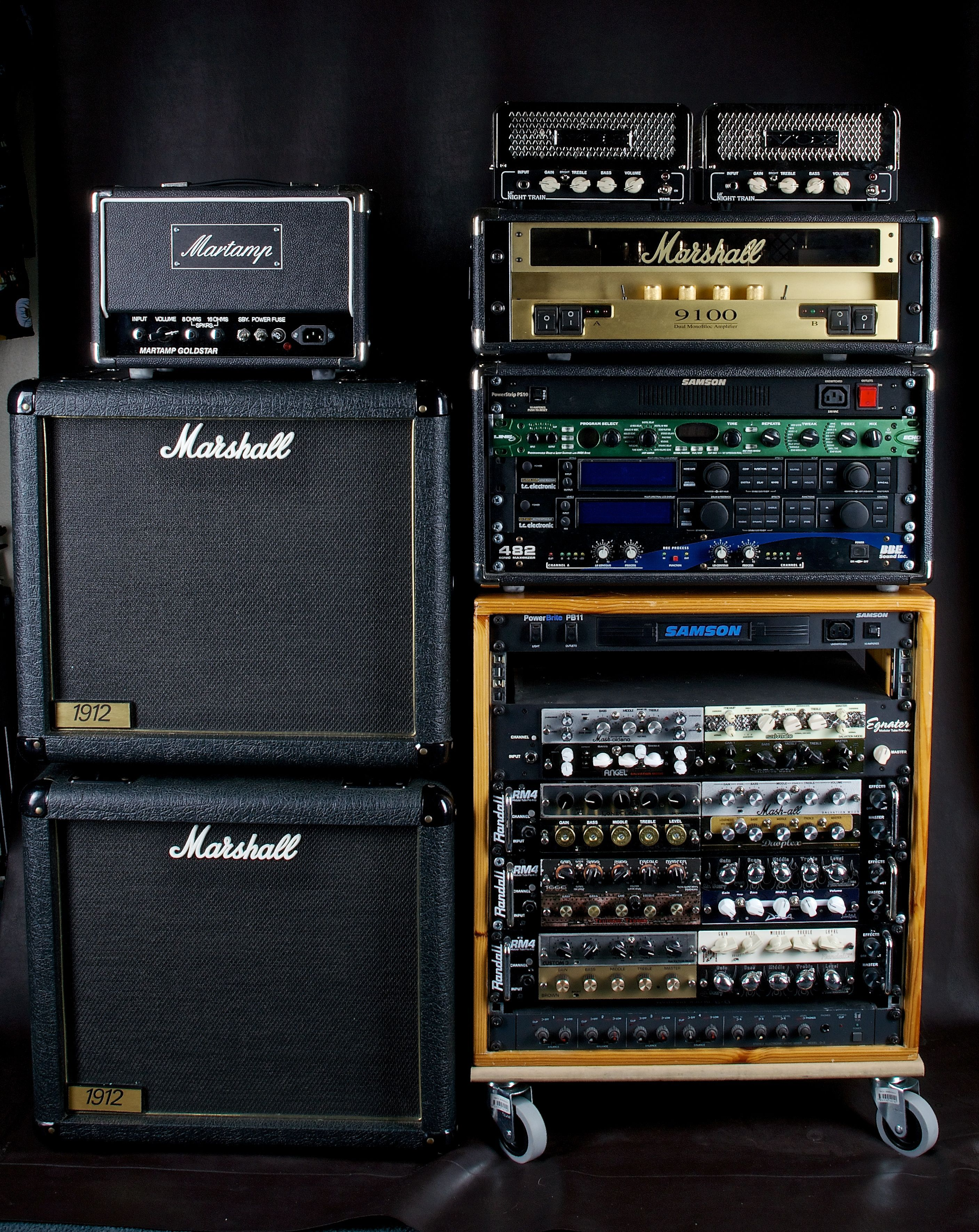 egnater randall modular rack amp amps in 2019 guitar. Black Bedroom Furniture Sets. Home Design Ideas