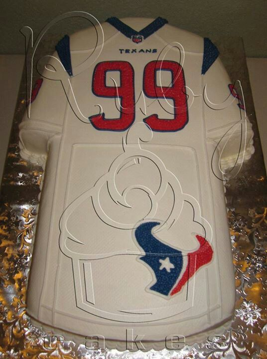Facebookrubycakes79 Ruby Cakes Houston Texans 3 Houston