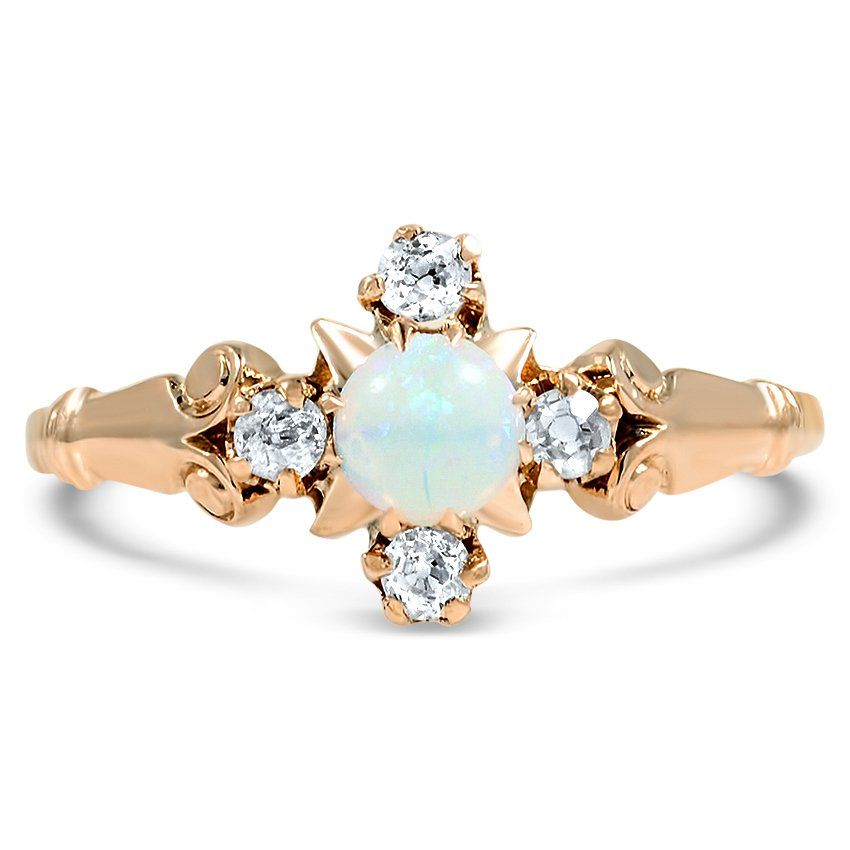 31dac3746 The Interlaken Ring   Girlie Stuff   Pinterest   Rings, Opal and Jewelry